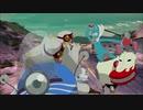 【韓国アニメ】15年前の韓国成人アニメのアクションシーン