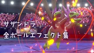 剣 エフェクト ボール ポケモン 盾