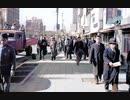 【カラー化しました。Colorized】1940年代末頃の東京の風景、Street Scenes of Tokyo, Japan in the Late 1940s