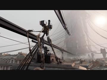 『仕事終わりのVR「HalfLifeAlyx」パート1』のサムネイル