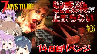 【7daystodie α19.2 MOD】Re:Re:Re:感染が
