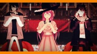 【にじさんじMMD】Happy Halloween【痛面