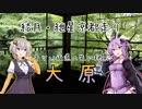 【ボイロ車載】結月・紲星の京都走り【大原】