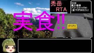 【RTA】禿岳リアル登山アタック 1:41:31