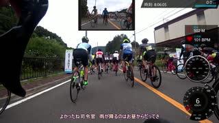 【第三回自転車動画祭】嫁艦と走るロード