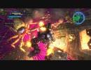 【EDF5.1】エアレイダーinf縛り DLC3-3 鉄人の城