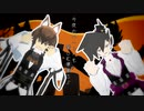 【遊戯王MMD】十&万 Halloween Night Party