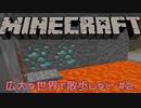 【実況プレイ】広大な世界で散歩しない【Minecraft】【第七回】#2