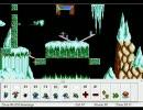 レミングス Oh-No! More Lemmings Wicked 13-15