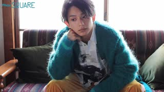 橋本祥平「ザテレビジョンSQUARE02」インタビュー&グラビアメーキング動画 フルVer.