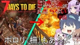 【7daystodie MOD】Re:Re:Re:感染が止まら