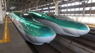 新幹線、雪との闘い その2 雪国新幹線の