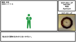 【ゆっくり紹介】SCP-001-JP-飯落の提言【時刻】