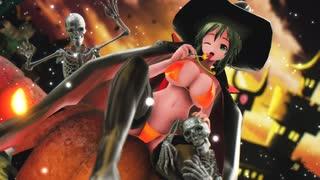 【MMD】魔女っ娘GUMIさんでHappy Halloween【ハロウィン】