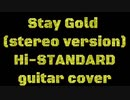stay gold (guitar cover)