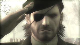 2004年12月16日 ゲーム メタルギアソリッド3 スネークイーター ED 「Way To Fall」(スターセイラー) ※ザ・ボス最後のミッション