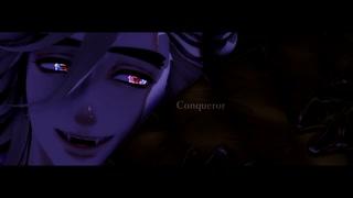 【鬼滅のMMD】Conqueror【上弦の弐】