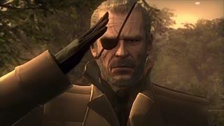 2008年06月12日 ゲーム メタルギアソリッド4 ガンズ・オブ・ザ・パトリオット ED 「Here's To You」(リズベス・スコット)