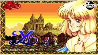 1991年03月22日 ゲーム イースⅢ(PCE) BGM 「バレスタイン城」