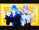 【MMDツイステ】ボドゲ部ダンシング!【イデア&アズール】