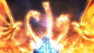 【MMDゴジラ】-GODZILLA 星を喰う翼-【予