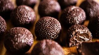 チョコレートミルクトリュフ「ブリガデイ