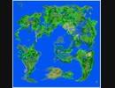 ドラゴンクエスト4から5の世界地図の変遷