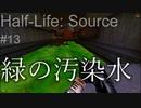 【プレイ Half-Life:Source】13.レールの先《実験を失敗したときの一つの事例》