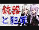【3分解説】銃器の保持と犯罪【犯罪学】