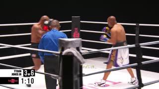 【ボクシング】マイク・タイソン vs ロイ