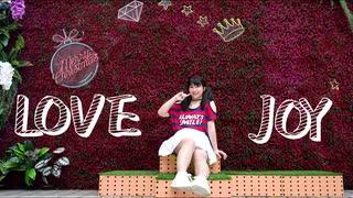 【Momoko】LOVE & JOY【踊ってみた】#321M