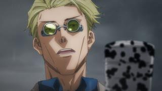 呪術廻戦 第9話「幼魚と逆罰」