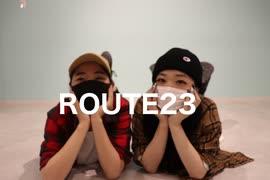 【ねお×なめこ】ROUTE23 踊ってみた【初コ