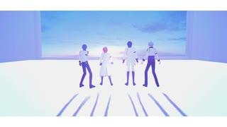 【MMD文アル】DAYBREAK FRONTLINE【srkb】