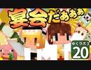【Minecraft】ゆくラボ3~魔法世界でリケジョ無双~ Part.20【ゆっくり実況】