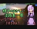 きんかつ!様子のおかしい淡路島一周【V-STROM1050XT】