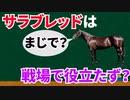 (雑学8こ)雑魚すぎwサラブレッドは戦争では役立たず⁉︎馬についてのおもしろい事実が盛りだくさん!