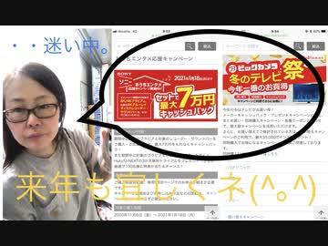 『Private Diary; 何だかんだ文句言ってて来年は50型TV買っちゃうかもwww > BIG/YODOBASHI/K's/Nojima/YAMADA@迷い中 ...』のサムネイル