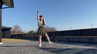 【初投稿】 腹ペコのハングリー 踊ってみ
