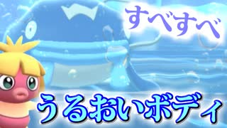 【実況】ポケモン剣盾 冠の雪原 すべすべ