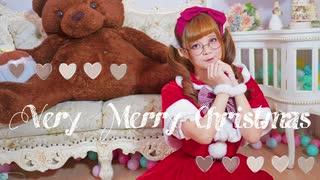 【暖炉】ベリーメリークリスマス 踊ってみた