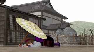 【第12回東方ニコ童祭Ex】水も滴る良い和