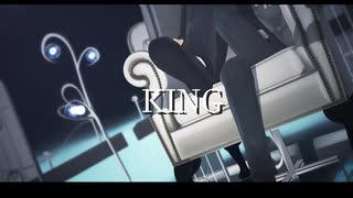 【MMDおそ松さん】KING【カラ松】