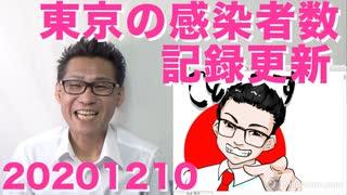 東京都の感染者数が記録更新、増加した民