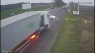 世界の交通事故動画集49