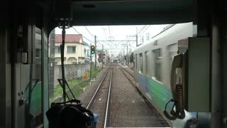【黄色い】【前面展望】西武新宿線急行 西武新宿→小平【電車】