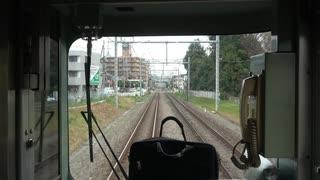 【黄色い】【前面展望】西武新宿線急行 所沢→本川越【電車】