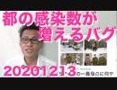 米連邦最高裁「反逆罪はうちでは扱えない」東京の感染数が増えるバグが発見される 20201213