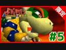 【限定】スーパーマリオ64 #5【アーカイブ】