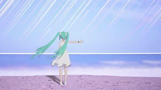 【MMD杯ZERO3参加動画】右手で踊る「夜が